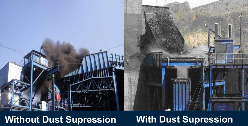 Bulk Loading Dust Control Benetech