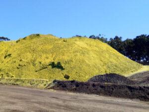 Yellow dust sealant